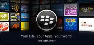 Blackberry App World , memiliki segudang aplikasi bermanfaat dan berkualitas