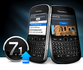 Blackberry 0S 7.1