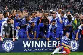 Congrats To Chelsea !!!! Congrats To Di Matteo !!!