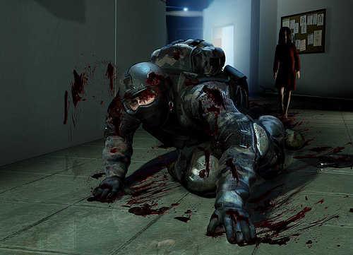 Game Horror F.E.A.R
