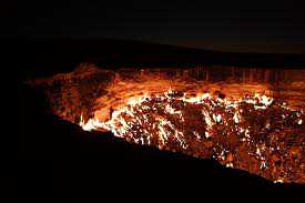 The Door To Hell , Turkmenistan
