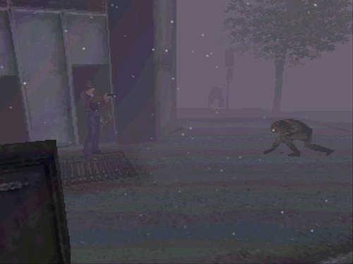 Silent Hill , Kota yang penuh dengan kabut dan monster mengerikan