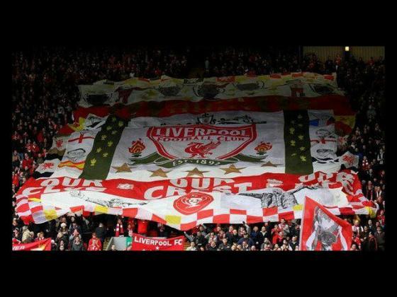 Liverpool FC , tim sepak bola terbaik sepanjang masa