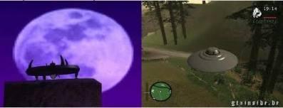 Ufo Di GTA SA