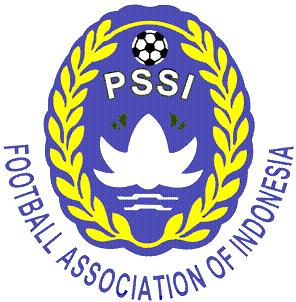 Lambang PSSI , induk persatuan sepakbola Indonesia