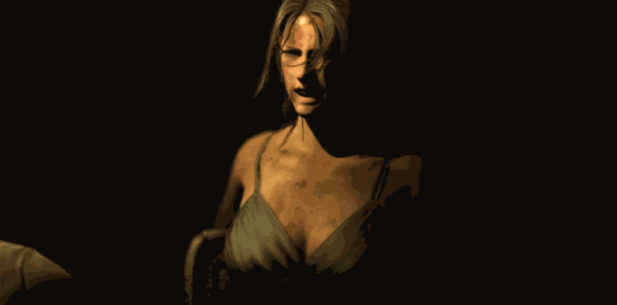 Debra Harper , Wujud Karakter Aslinya Sebelum Menjadi Monster